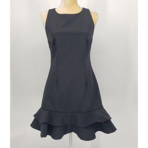 Keepsake | Sleeveless Flounce Dress - Size Medium
